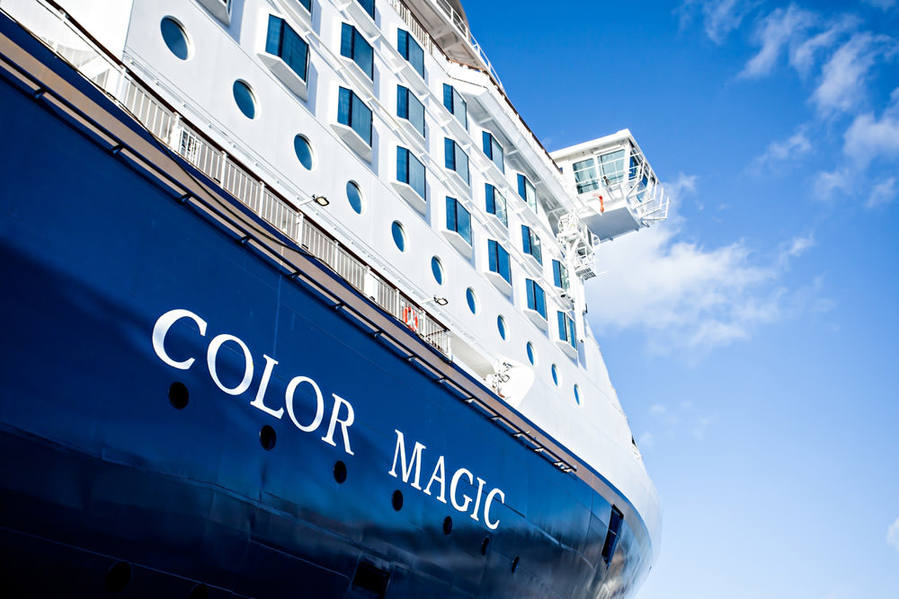 Color Magic Colorline See Reise