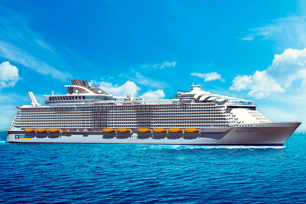 Harmony of the Seas, Foto: RCL Cruises Ltd.
