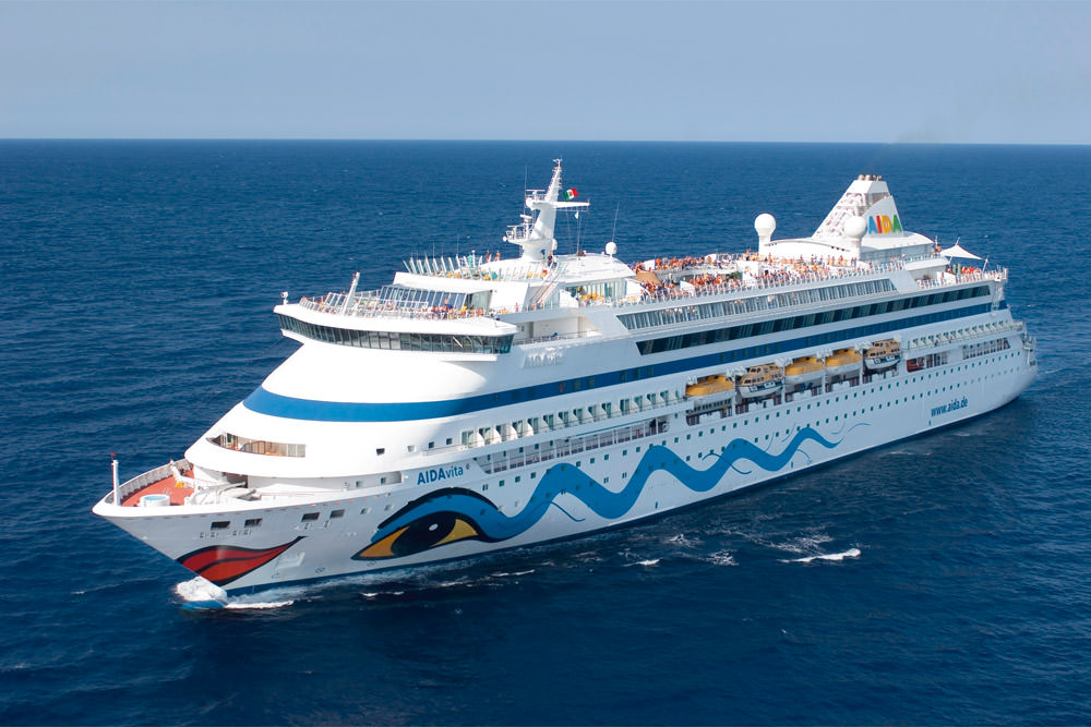 AIDA Cruises: Miami vs. Bollywood
