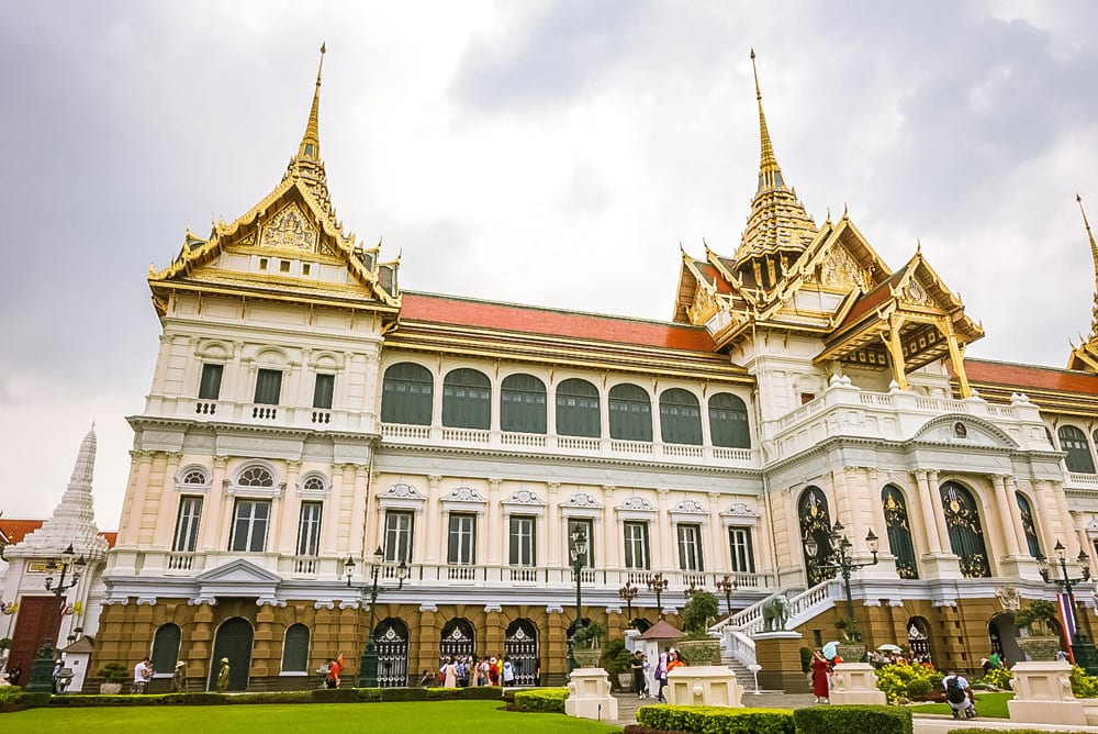 Grand Palace in Bangkok, Foto: Daniela Hinz